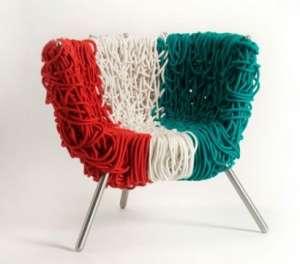 创意桌椅向时尚看齐塑料管道
